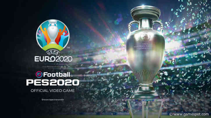 PES 2020's free UEFA Euro 2020 DLC will play with each national team in June