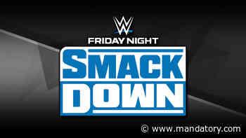Preliminary WWE SmackDown Viewership Sees Slight Decrease