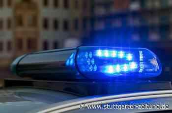 Polizeieinsatz im Kreis Esslingen - 23-jähriger Dieb beißt Arzt in Plochingen - Stuttgarter Zeitung