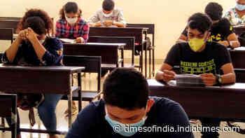 Goa: Class X exams begin, social distancing enforced at centres