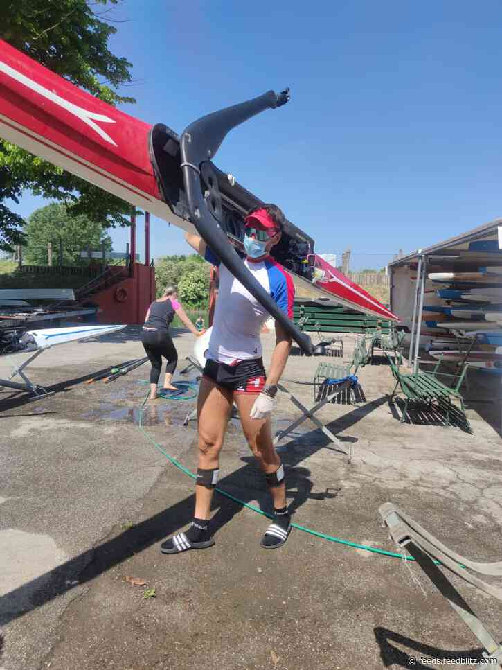 Change of Plans –  Interview With Simone Martini – World Coastal Rowing Champion