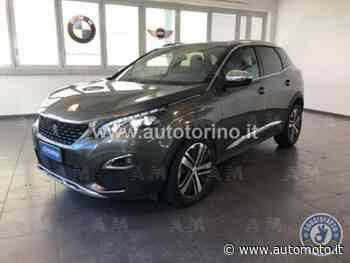 Vendo Peugeot 3008 BlueHDi 180 EAT6 S&S GT usata a Corsico, Milano (codice 7469974) - Automoto.it