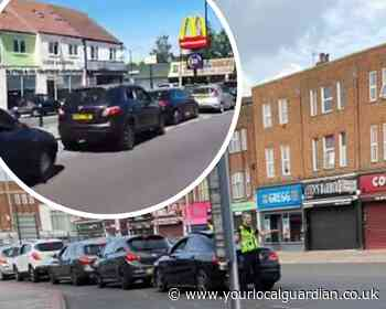 TFL take action after customers turn violent at McDonald's branches in Sutton