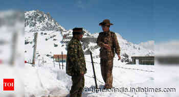 Tension mounts in Ladakh as China brings in more troops; India maintains aggressive posturing