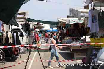 Il primo mercato del venerdì della fase due - Qui News Valdera