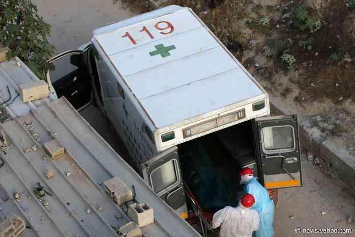 Palestinians report first death of coronavirus in Gaza