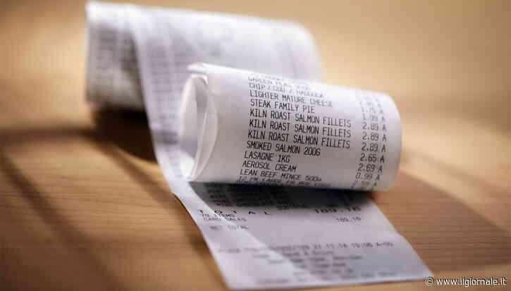 Negli scontrini spunta una tassa Covid da 2 a 4 euro