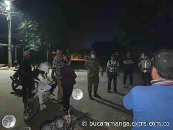Ejército realiza acciones de prevención del COVID-19 en Cartagena del Chairá - Extra Bucaramanga