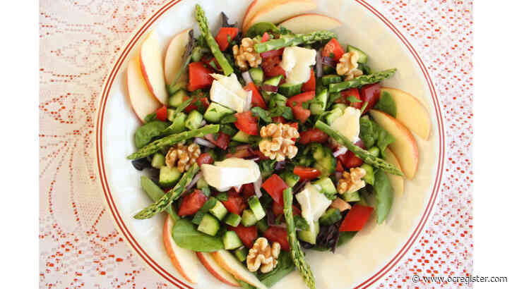 Recipes: The Jewish holiday of Shavuot can feature flexible dishes with cheese and fresh produce