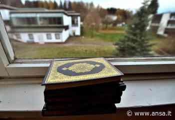A Solaro prestito libri biblioteca da finestra - Agenzia ANSA