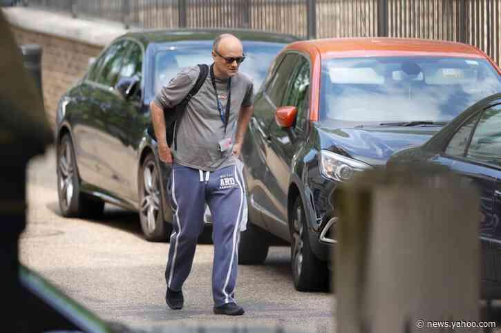 UK PM Johnson's close aide Cummings broke lockdown rules: newspapers