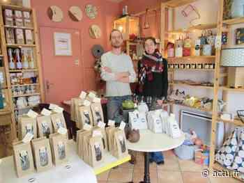 Nort-sur-Erdre : au salon de thé Pamplemousse, l'épicerie fine en mode drive - actu.fr