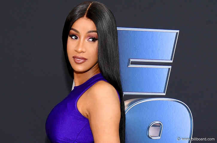 Cardi B Shows Off Massive New Floral Tattoo in Bikini: 'I'm Finally Finished'