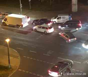 Stau: Fünf Stunden Wartezeit an der Grenze von Frankfurt (Oder) nach Polen - Märkische Onlinezeitung