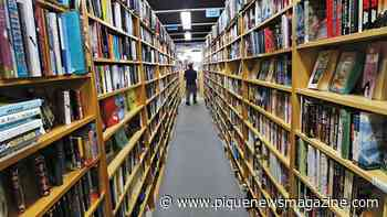 Pandemic threatens B.C. book industry: publishers