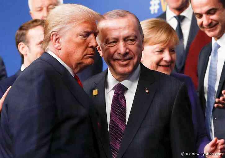 Trump, Erdogan discussed need for 'rapid de-escalation' in Libya - White House