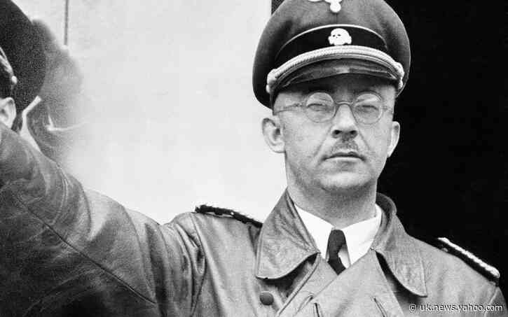 Fake stamp which led to capture of Heinrich Himmler unearthed after 75 years