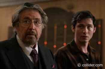 Al Pacino on His First TV Role in Amazon's Hunters - Collider.com
