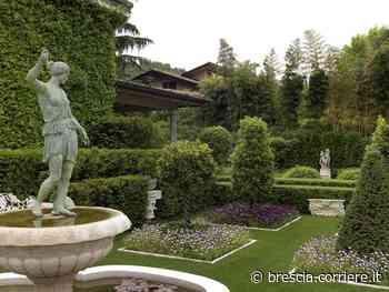 Brescia, andar per giardini dalla Casa Zani di Cellatica al parco del Vittoriale - Corriere della Sera