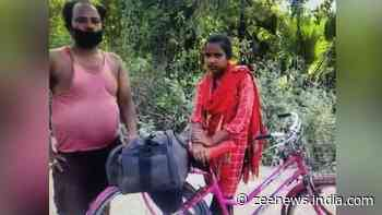 Ravi Shankar Prasad lauds Bihar girl who cycled 1200 km carrying injured dad, urges Kiren Rijiju to help her