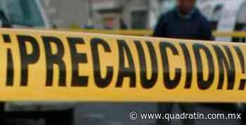 Hallan cuerpo en carretera La Piedad-Sahuayo - Quadratín - Quadratín Michoacán