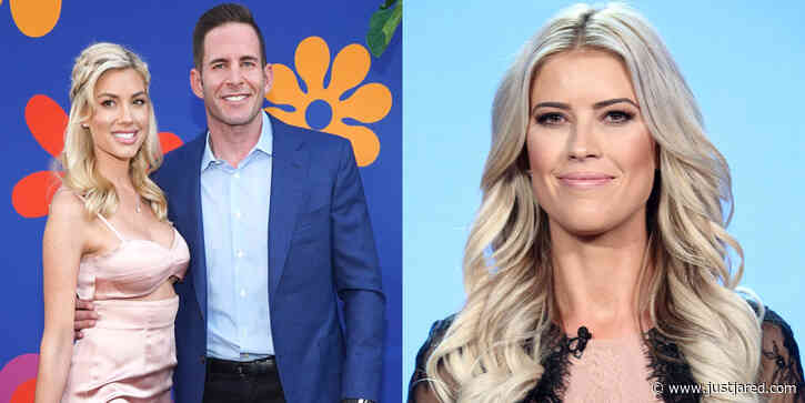 'Selling Sunset's Heather Rae Young Reached Out To Boyfriend Tarek El Moussa's Ex Christina Anstead As They Got More Serious