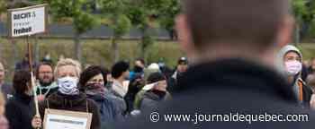 Coronavirus : nouveau samedi de manifestations contre les restrictions en Allemagne