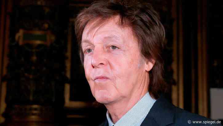 """Paul McCartney über Beatles-Fotografin Kirchherr: """"Ich werde sie vermissen"""" - DER SPIEGEL"""