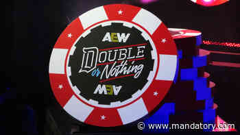 Double Or Nothing's Stadium Stampede Taped Overnight, Generates Internal Buzz In AEW
