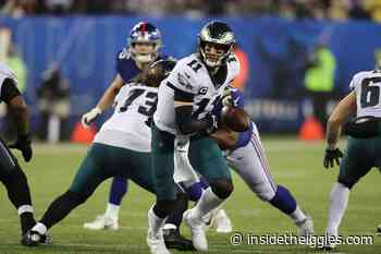 5/23: Inside the Iggles- 5 Eagles on NFL expert's Top 100 ranking: One name's noticeably absent