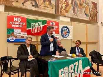 L'ex sindaco di Camerino Gianluca Pasqui nominato coordinatore dei Comuni Terremotati per Forza Italia ⋆ TM notizie - ultime notizie di OGGI, cronaca, sport - TM notizie