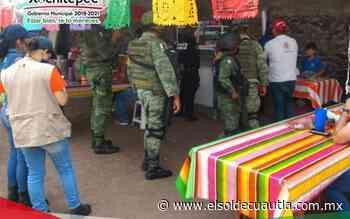 Xochitepec: Combaten movilidad con recorridos - El Sol de Cuautla