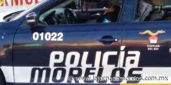 Integrante de la policía es herido de bala en Xochitepec - La Jornada Morelos