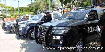 Aprehenden a policía de Xochitepec - La Jornada Morelos