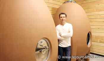 Rabastens - Nicolas Lebrun, vigneron bio et dynamique - Le Journal d'Ici