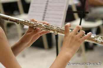 Concert annuel de l'harmonie de Briare Auditorium Jean Poulain Briare 27 juin 2020 - Unidivers