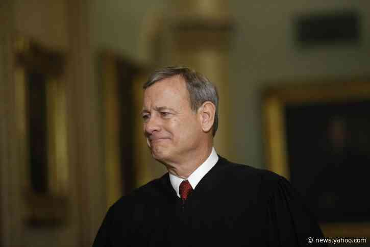 Chief justice says pandemic teaches humility, compassion