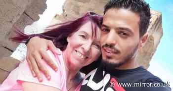 Gran, 62, weds Tunisian toyboy, 26, after friending him on Facebook by mistake