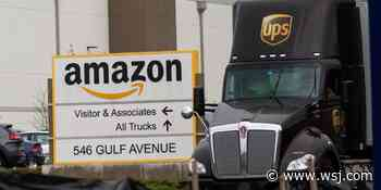 Today's Logistics Report: Amazon Opens its Warehouses; New Seafood Lures; Retail's Growing Gap - Wall Street Journal