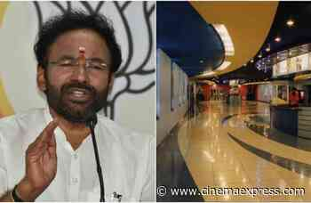 Union minister Kishan Reddy assures support to entertainment industry - Cinema Express