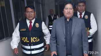 Nakazaki asegura que los internos del penal de Picsi habrían intentado tomar como rehén a Edwin Oviedo - RPP