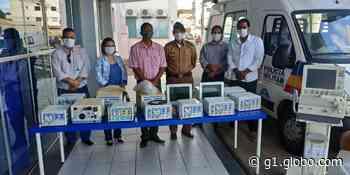 Coronavírus: Catorze respiradores são devolvidos ao Hospital Universitário, em Montes Claros - G1