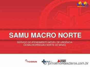 Montes Claros – Plantão SAMU 22/05/2020 - Jornal Montes Claros