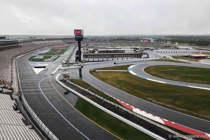 NASCAR has biggest day of motorsports racing to itself