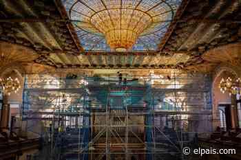 El Palau de la Música se pone en solfa para reabrir - EL PAÍS