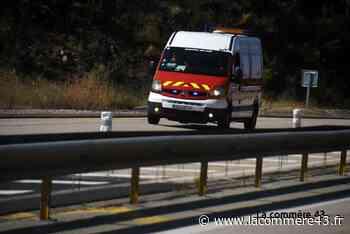 Monistrol-sur-Loire : après une chute en moto, il est conduit au centre de secours - La Commère 43