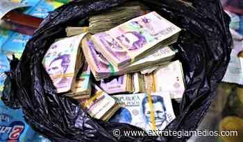 Detenido en Gachancipá un hombre que transportaba en su vehículo $510 millones en efectivo - Extrategia Medios