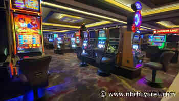 Cache Creek Casino Betting on Social Distancing for Eventual Reopening - NBC Bay Area