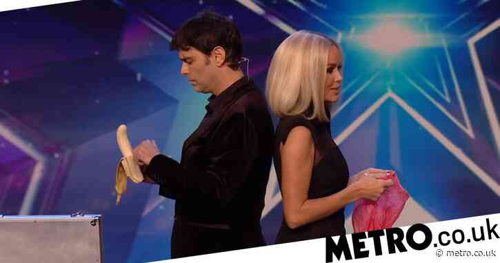 Britain's Got Talent star Lioz Shem Tov previously performed for Simon Cowell in US