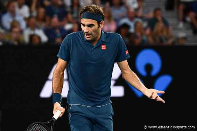 """I Don't See a Reason to Train Right Now"" – Roger Federer - Essentially Sports"